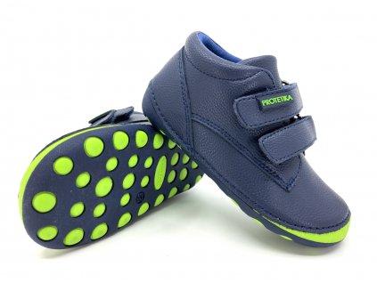 dětské barefoot boty Protetika Bery