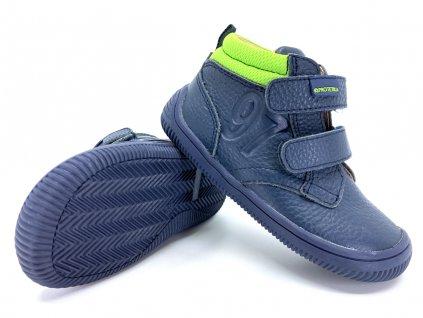 barefoot boty Protetika Fox Navy