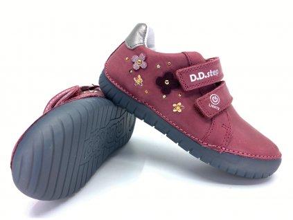 Svítící boty DD Step S050 632 Raspberry