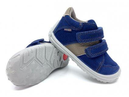 dětské boty Protetika Poly Brown
