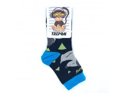 Bambusové ponožky FÍK UNUO by Trepon
