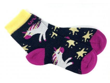 Bambusové ponožky ELKE UNUO by Trepon