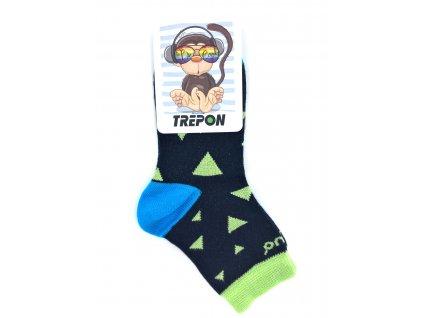 Bambusové ponožky HORST UNUO by Trepon