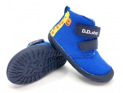 dětské boty DD Step C070 84B Bermuda Blue
