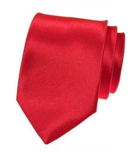 Jednobarevné klasické kravaty