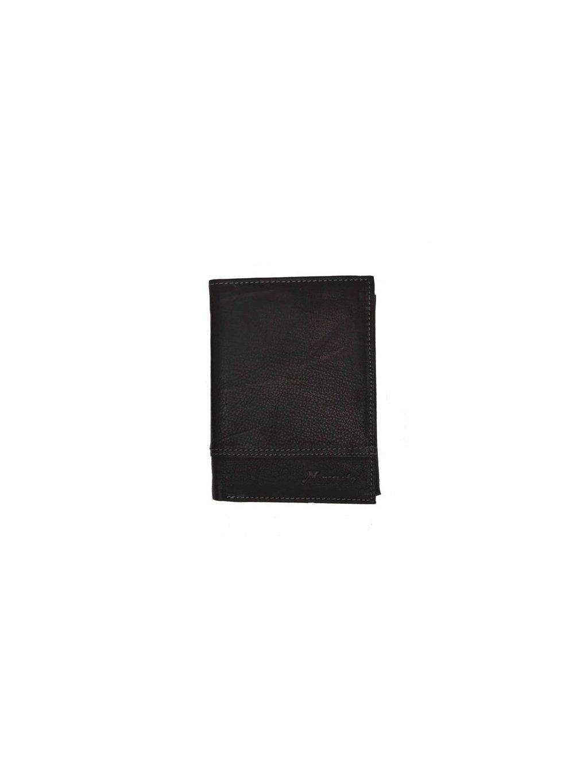 Černá pánská kožená peněženka (2311774)
