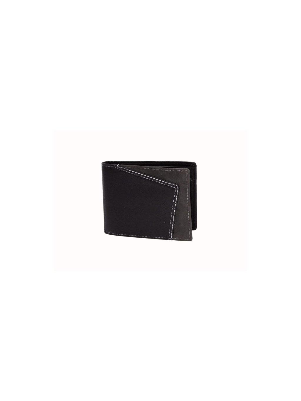Černá pánská kožená peněženka (2511452_black)
