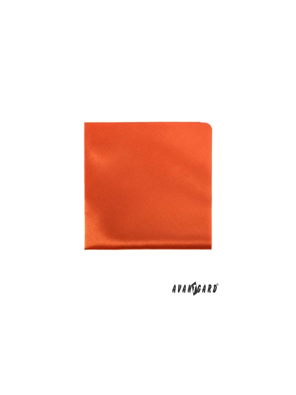 Oranžový kapesníček