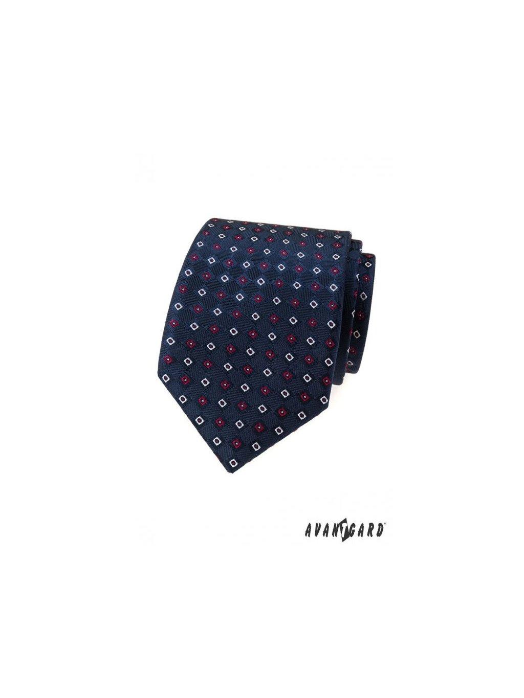 tmave modra kravata av342