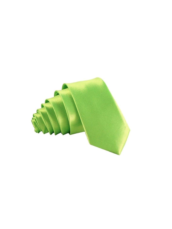 zarive svetle zelena slim kravata