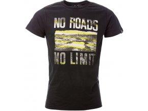 Pánské tričko No Roads No Limit