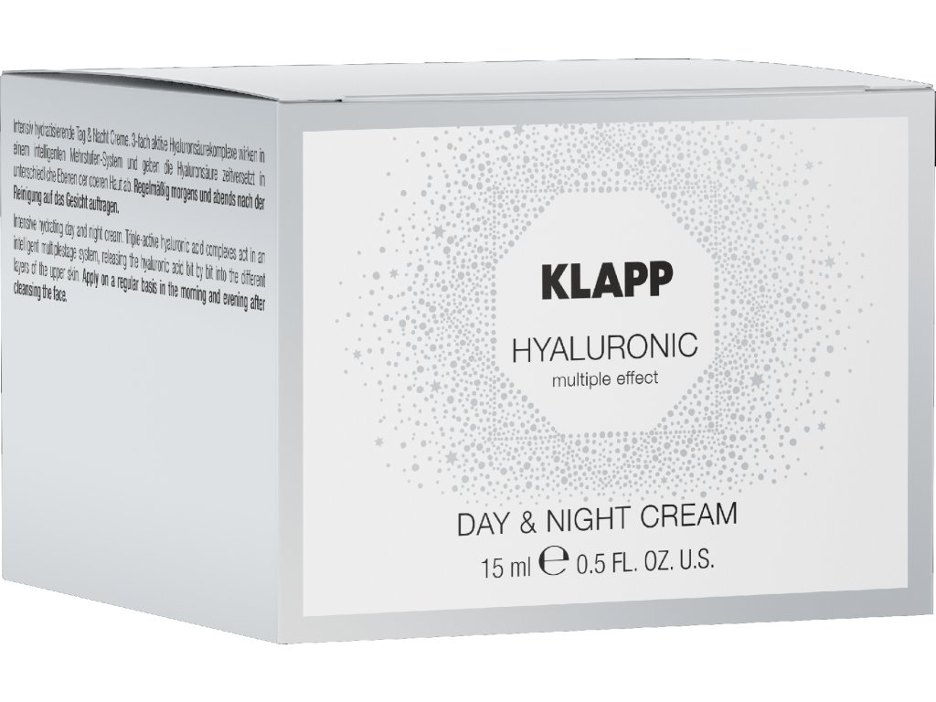 hyaluronic day&night cream