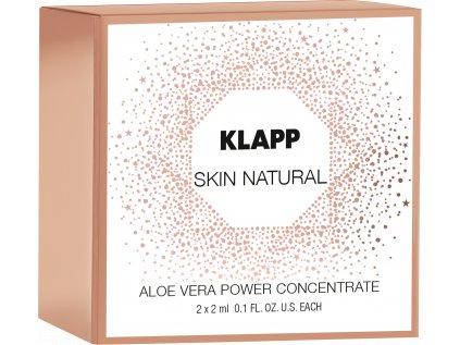 1626 Skin Natural Aloe Vera Power Concentrate