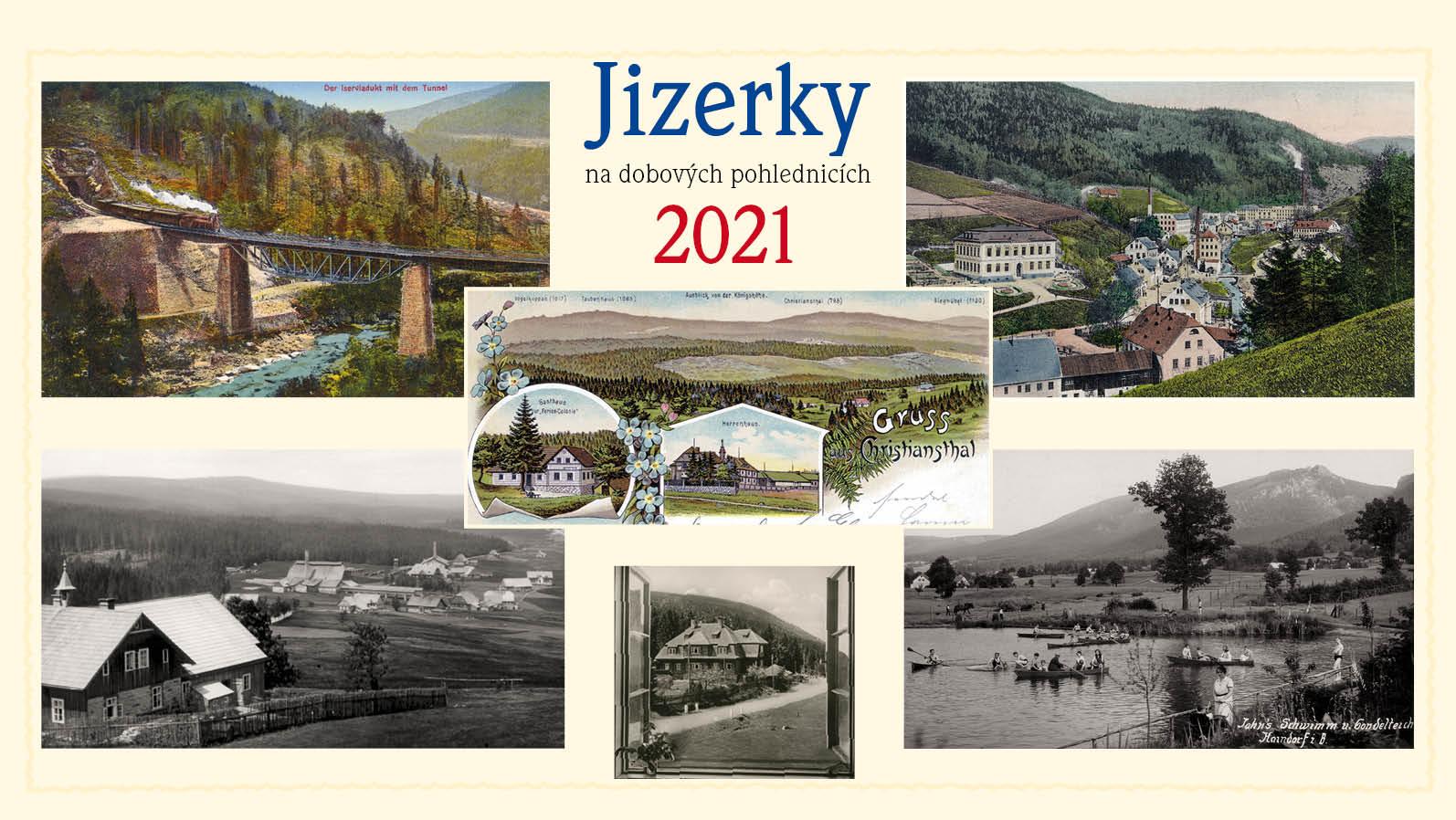 Zamluvte si svůj kalendář na rok 2021 už teď