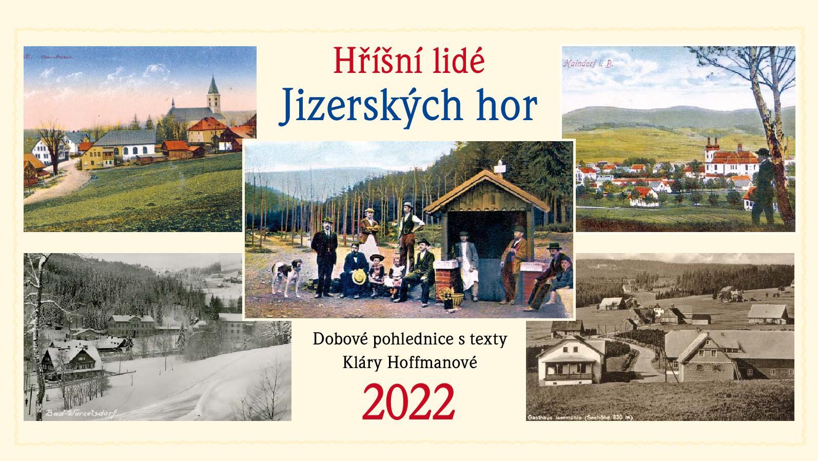 Předprodej kalendáře na rok 2022