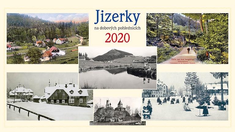 Stolní kalendář na rok 2020 SKLADEM