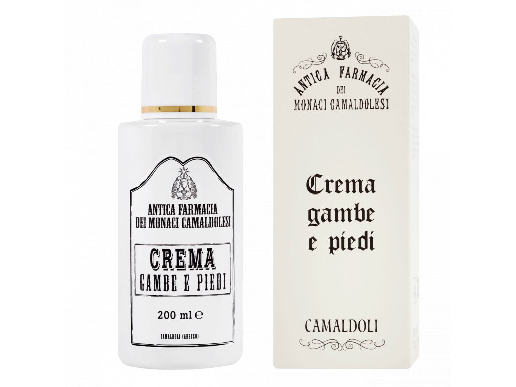 Antica farmacia di Camaldoli Crema gambe piedi