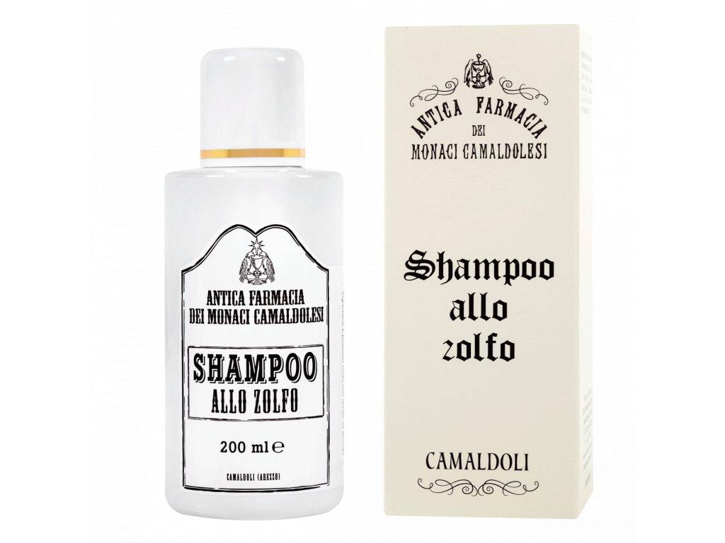 Shampo allo zolfo