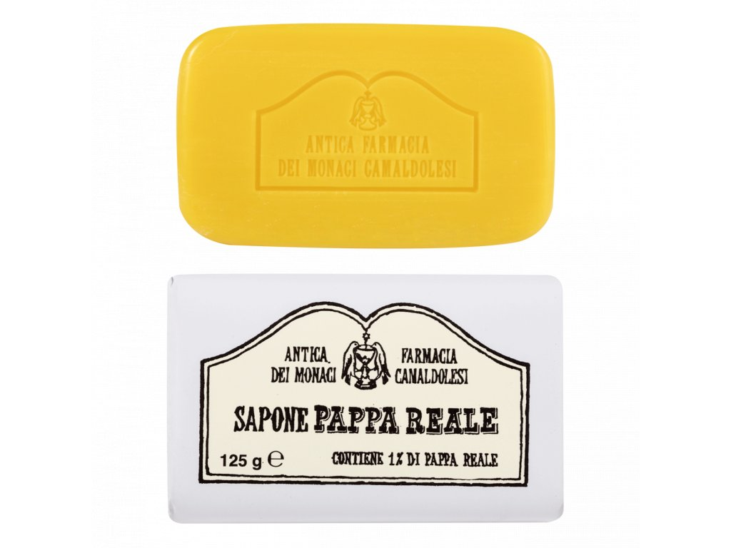 Sapone pappa reale