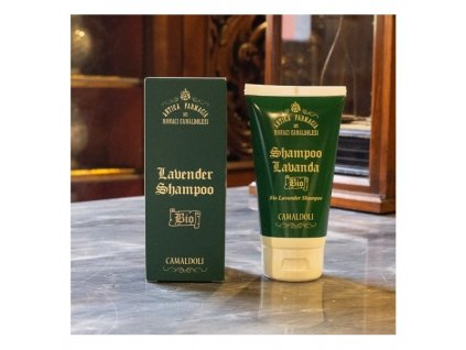 levanduľový šampón bio