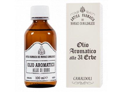 Olio aromatico alle 31 Erbe