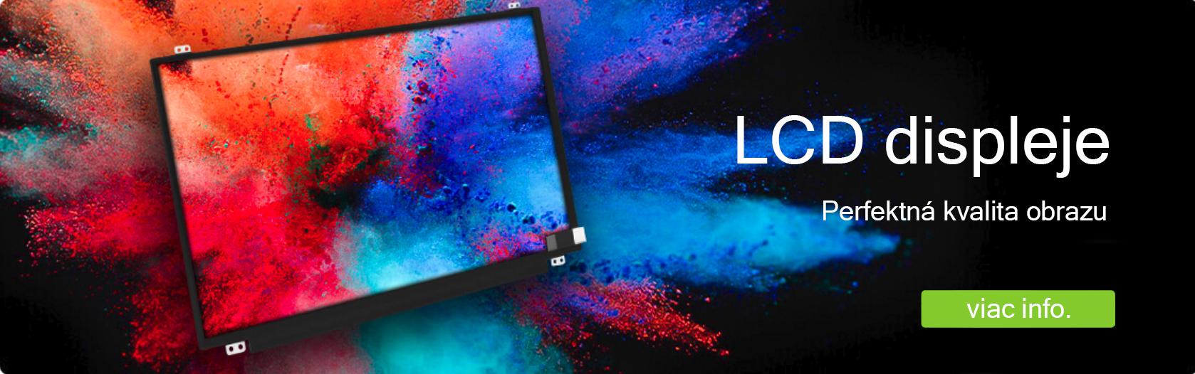 LCD displej na notebook