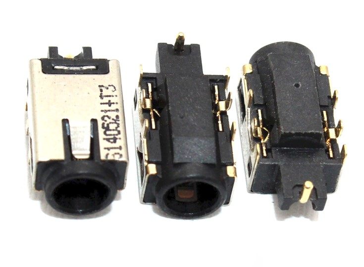Napájacie konektory