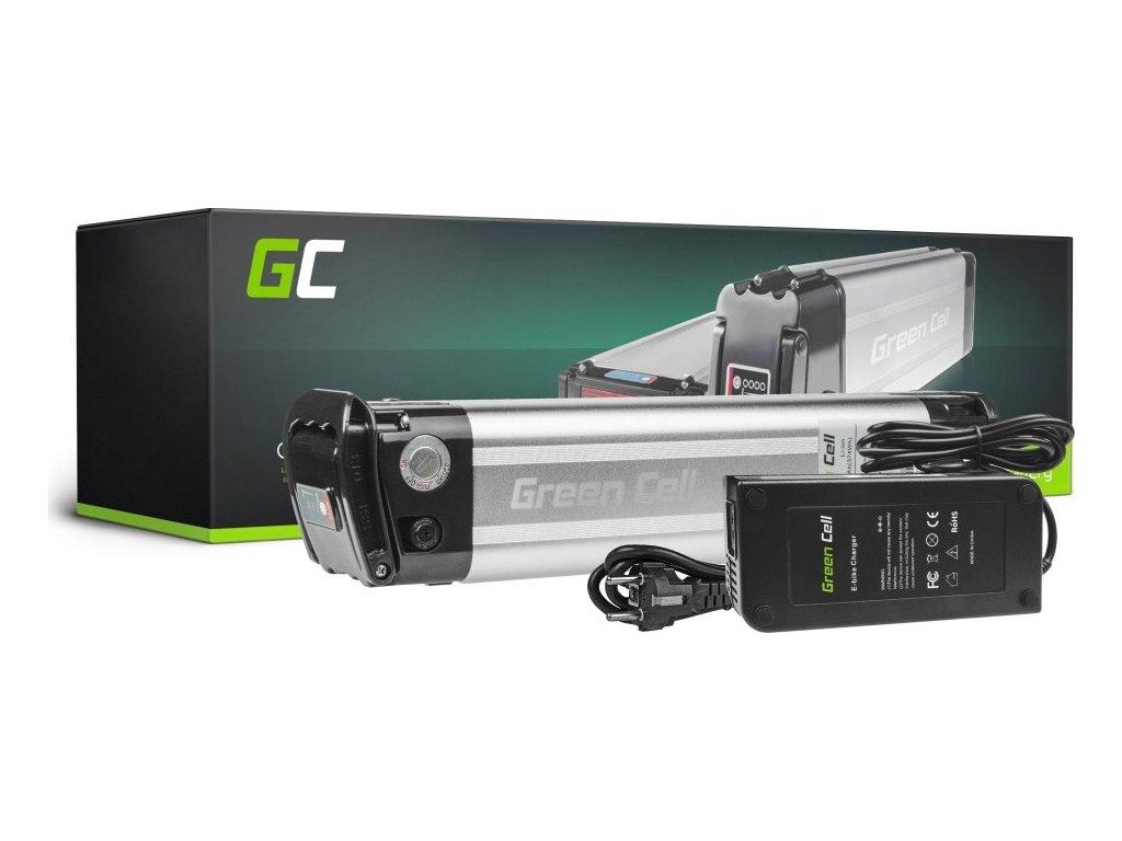 Batéria Green Cell 36V 10.4Ah 374Wh do elektrického bicykla e-Bike