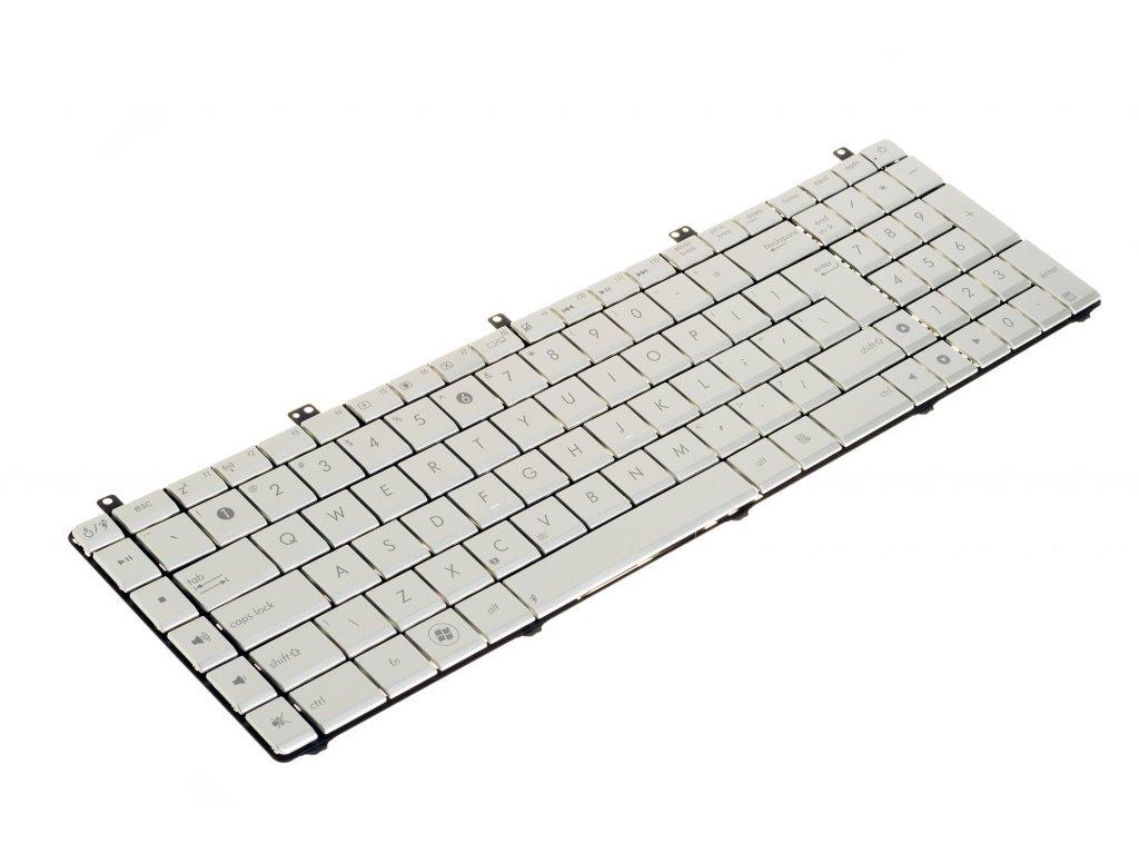 O2H5 klávesnica Asus N75 a