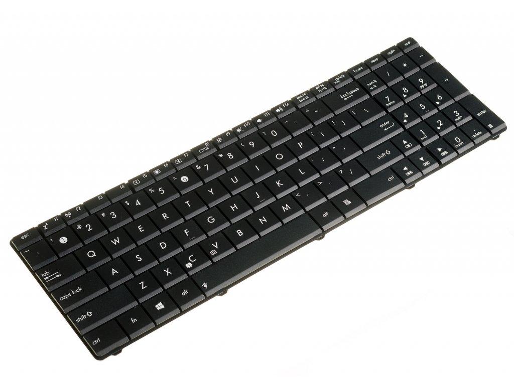 KB19 US klávesnica na notebook asus A53 K53 K53U X53 X53U www.klavesnica.sk