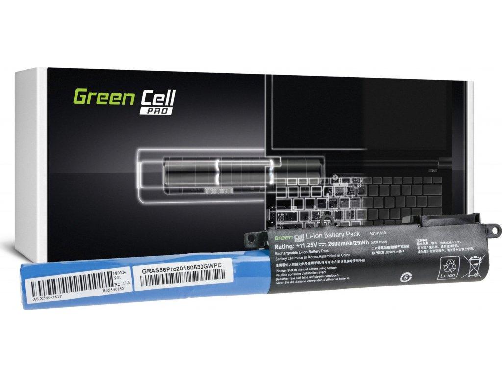 Batéria Asus X540UB články Samsung