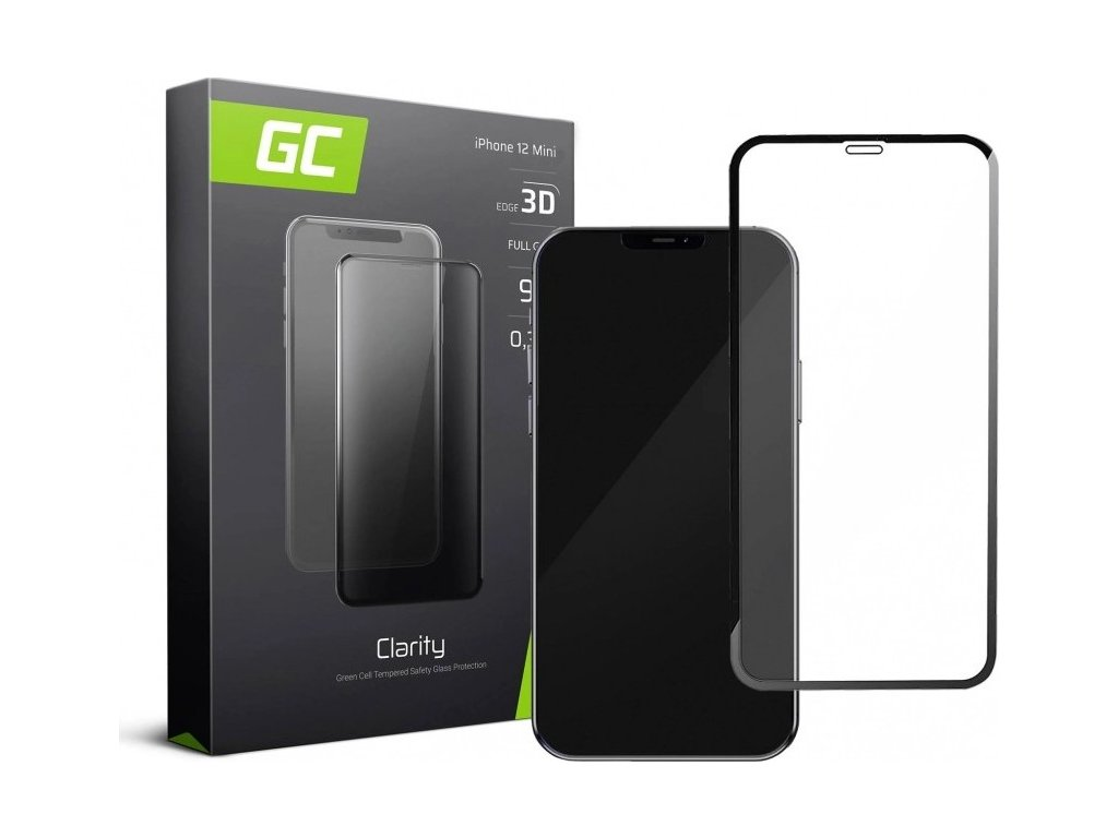 """Ochranné sklo na telefón  Apple iPhone 12 / 12 Pro (6,1"""") GC Clarity"""