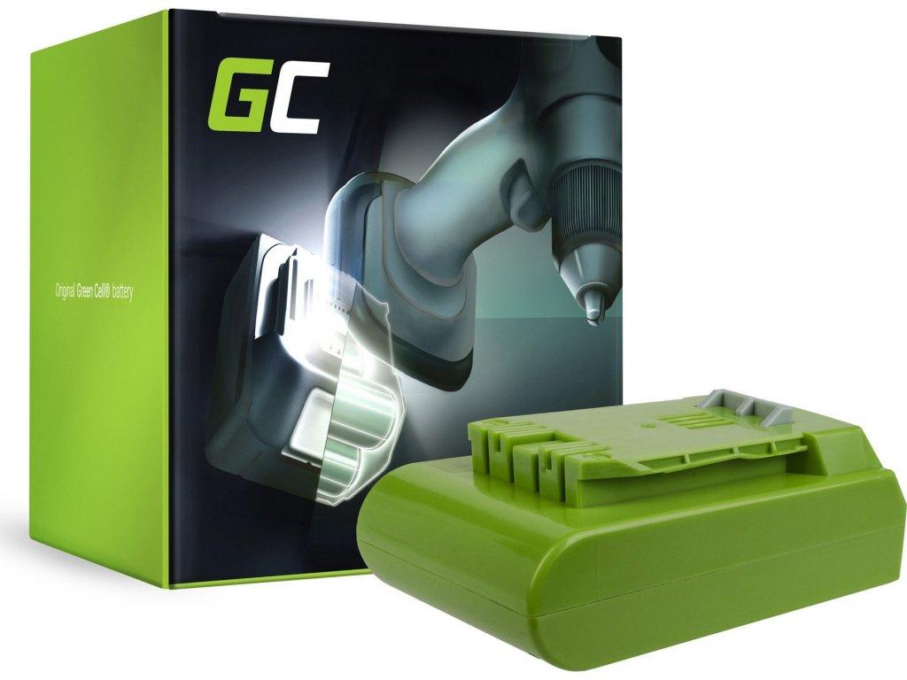 Batéria do Aku náradia kosačky GreenWorks 29852 G-24 G24 24V 2Ah Panasonic