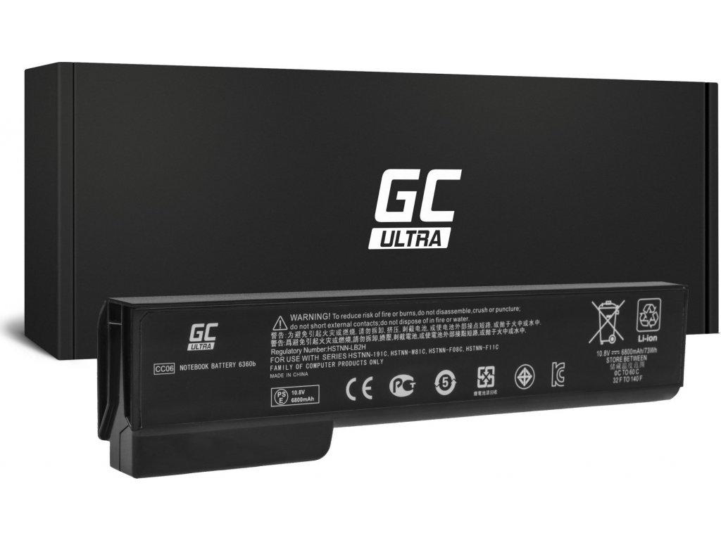 Batéria ULTRA CC06XL pre HP EliteBook 8460p 8460w 8470p 8560p 8570p ProBook 6460b 6560b 6570b