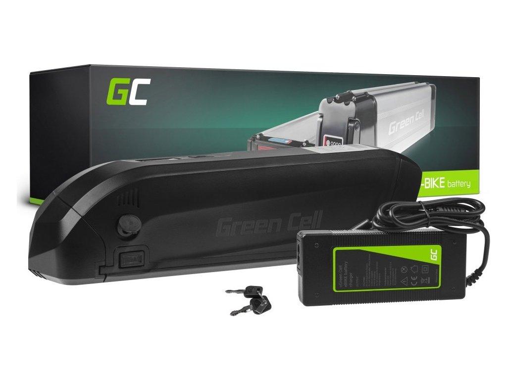 Batéria pre Elektrický Bicykel  36V 12Ah 432Wh Li-Ion s Nabíjačkou