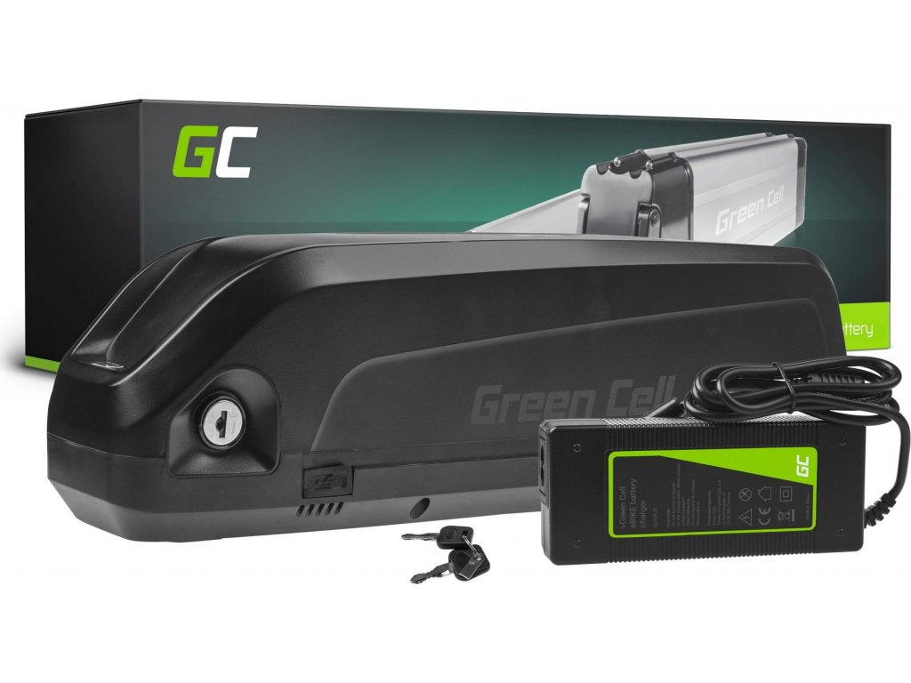 Batéria do elektrického bicykla 48V 13Ah 624Wh Down Tube