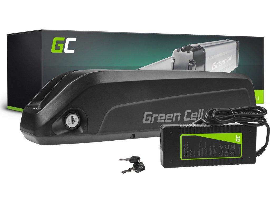 Batéria do elektrického bicykla 36V 15Ah 540Wh Down Tube