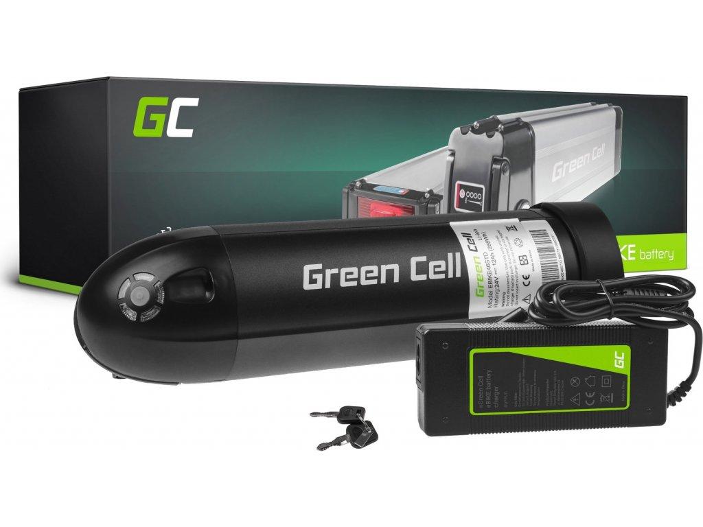 Batéria do elektrického bicykla 24V 12Ah 288Wh Bottle