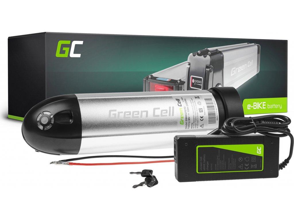 Batéria do elektrického bicykla 36V 8.8Ah 317Wh Bottle
