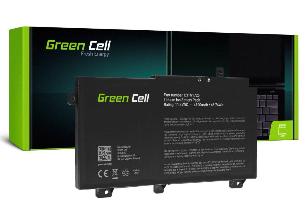 Batéria B31N1726 pre Asus TUF Gaming FX504 FX504G FX505 FX505D FX505G A15 FA506 A17 FA706
