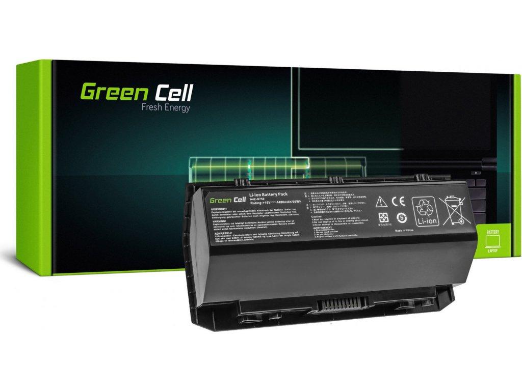 Batéria A42-G750 pre Asus G750 G750J G750JH G750JM G750JS G750JW G750JX G750JZ