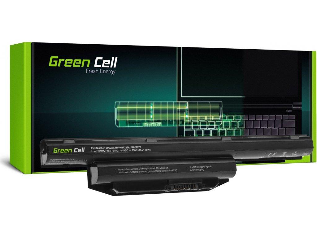 Batéria pre Fujitsu LifeBook A514 A544 A555 AH544 AH564 E547 E554 E733 E734 E743 E744 E746 E753 E754 S904