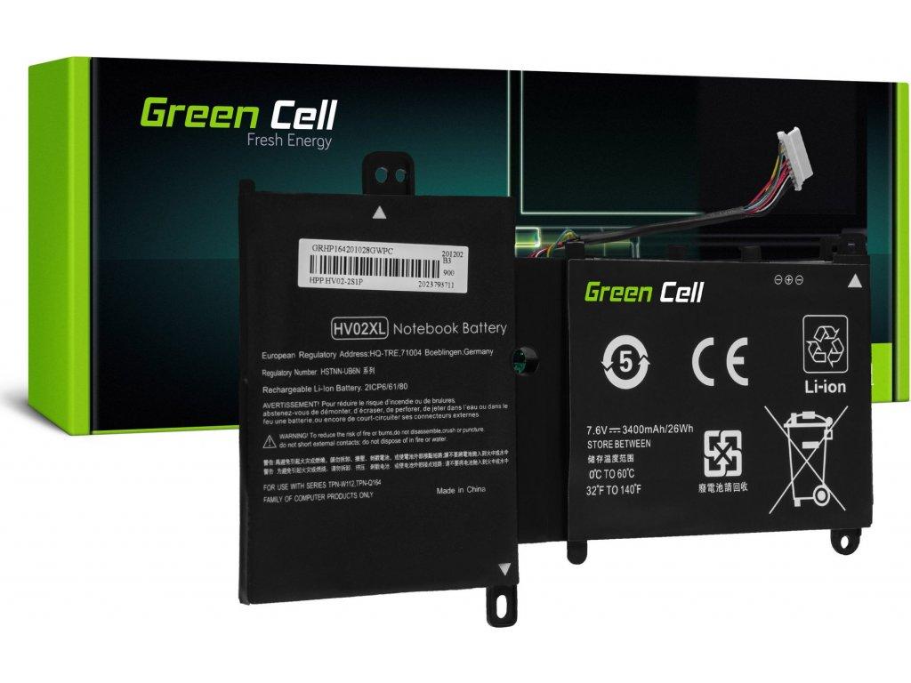 Batéria HV02XL pre HP 11-F HP Pavilion x360 310 G2 11-K HP Spectre 13-4000