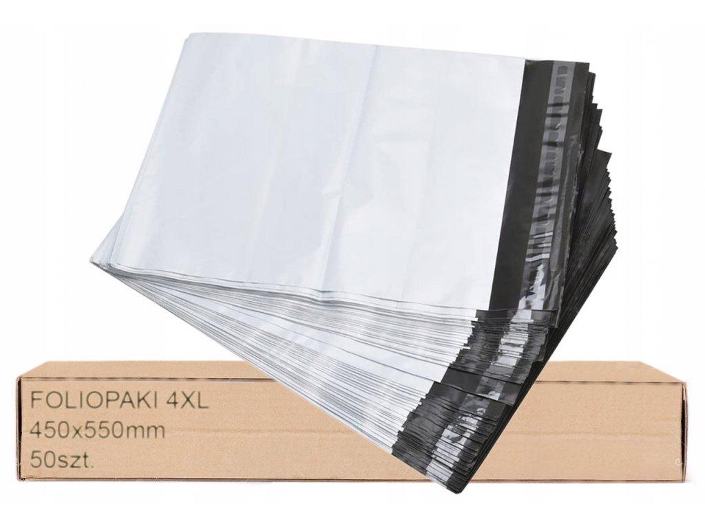 Foliopaki foliopak kurierskie 4XL 450x550 50szt