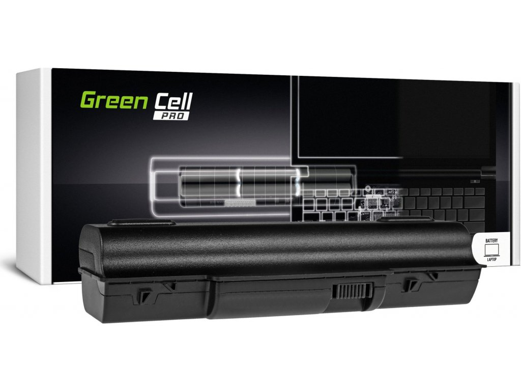 Green Cell PRO Batéria do notebooku Acer Aspire 5535 5536 5735 5735Z 5737Z 5738 5738G 5740 5740G (Články Samsung, 7800mAh)