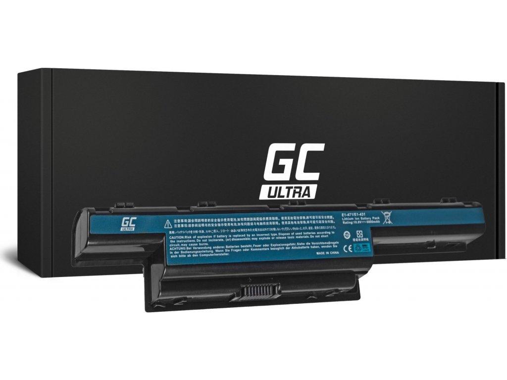 Green Cell ULTRA batéria do notebooku Acer Aspire 5740G 5741G 5742G 5749Z 5750G 5755G E1-531G E1-571G