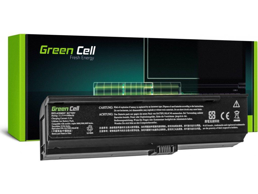 Batéria do notebooku Acer Aspire 3600 TravelMate 2400 BATEFL50L6 11.1V 6 cell