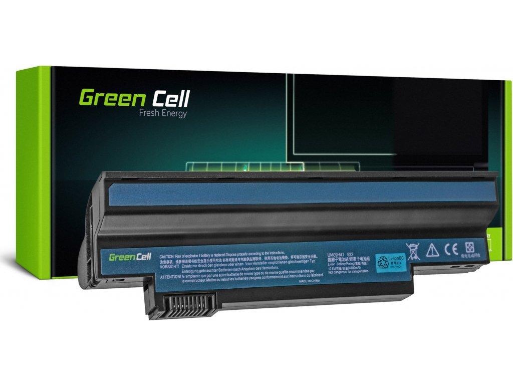 Batéria do notebooku Acer Aspire One 532 UM09G51 UM09H31 UM09H36 11.1V