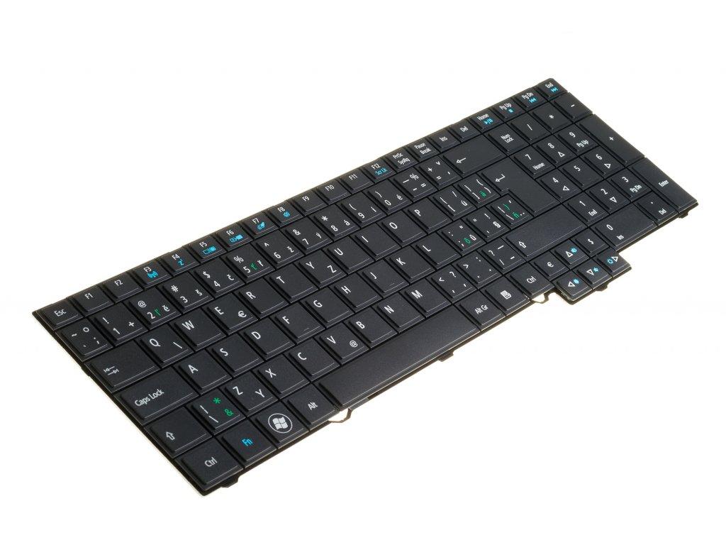 8150 1514 klávesnica Acer Travelmate 5760 6995 7750 black SK 7