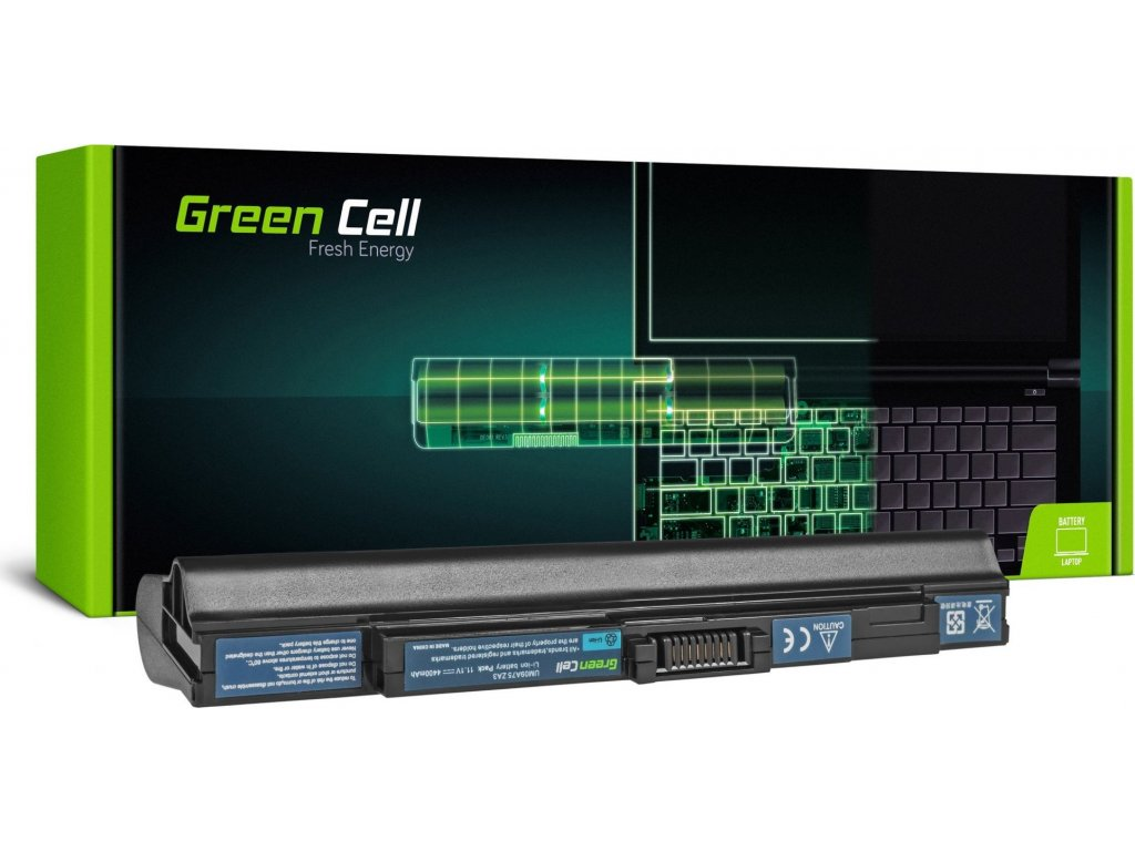 Batéria do notebooku Acer Aspire One 531h 751h 11.1V 6 cell